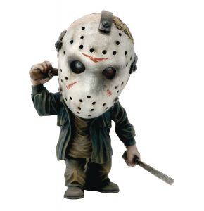 Friday The 13th Deform Real Series Jason Voorhees Soft Vinyl Statue
