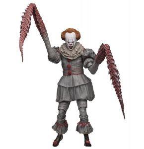 It (2017) Ultimate Pennywise (Dancing Clown) 7IN Action Figure