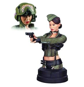 Sucker Punch Amber Deluxe Mini-Bust