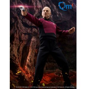 Star Trek TNG Jean-Luc Picard 1/6 Scale Articulated Figure
