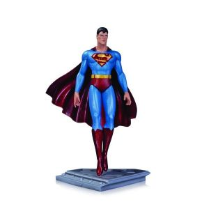 Superman The Man Of Steel Statue - Moebius