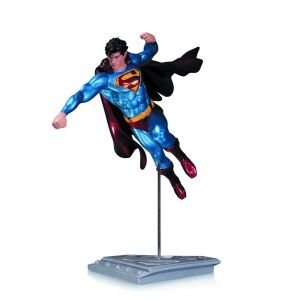 Superman The Man Of Steel Statue - Shane Davis