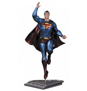 Superman Man Of Steel Statue - Frank Quitely