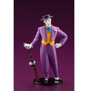 Batman The Animated Series Joker ArtFX+ Statue plus Bonus