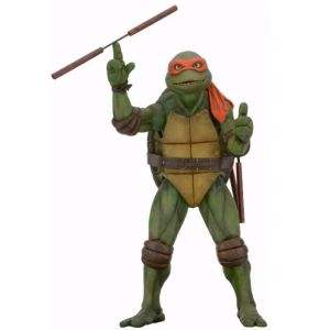 Teenage Mutant Ninja Turtles 1/4 Scale Michelangelo Action Figure
