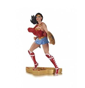 The Art of War Wonder Woman Jim Lee Statue