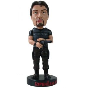 Expendables Barney Ross BobbleHead