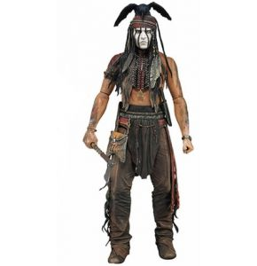 The Lone Ranger Series 1 Tonto Action Figure