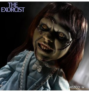 The Exorcist Mega Scale Regan MacNeil Doll with Sound