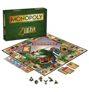 The Legend of Zelda Monoply