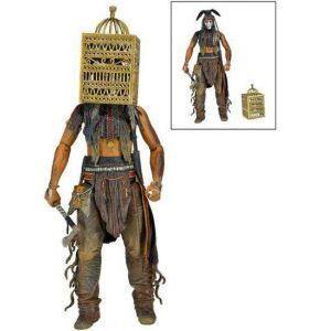 The Lone Ranger Series 2 Tonto Action Figure