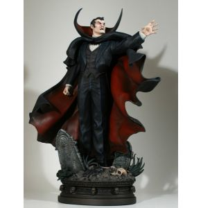 Bowen Designs Tomb of Dracula Statue