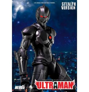 Ultraman Suit 1/6 Scale Stealth Version Collectible Figure