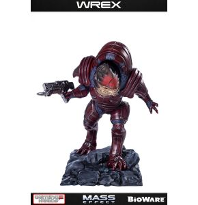 Mass Effect Wrex 1/4 scale statue