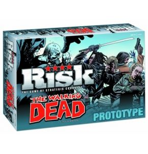 The Walking Dead Comic PX Edition Risk
