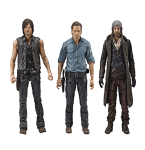 The Walking Dead TV Series Allies Deluxe Box Set