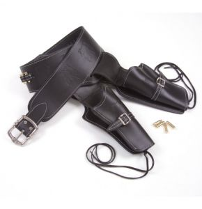 Western Double Rig Fast Draw Holster