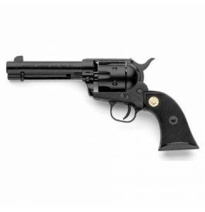 M1873 9mm Old West Black Top-Firing Blank Revolver