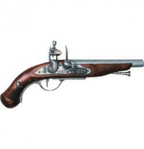 Pirate 18th Century Non-Firing Flintlock Replica