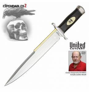 Gil Hibben Expendables II Toothpick with Sheath