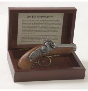 John Booth Philadelphia Assassination Gun Set