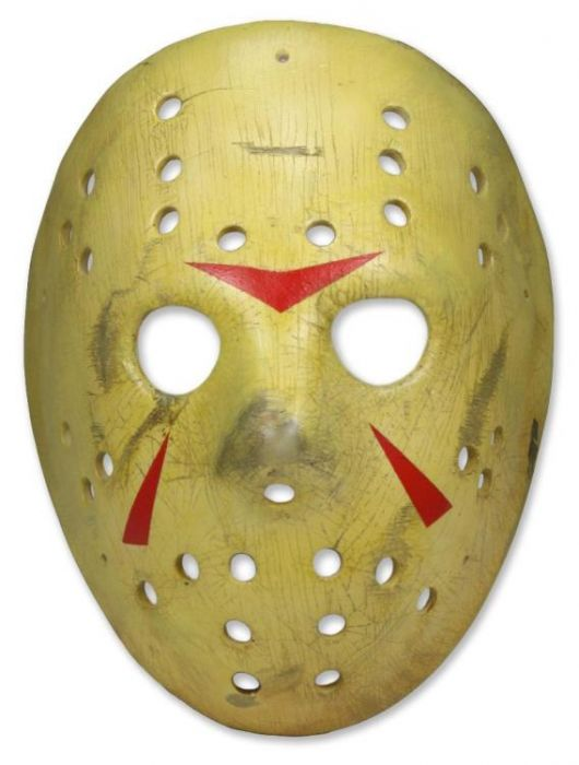 Friday The 13th Part 3 Replica Jason S Mask